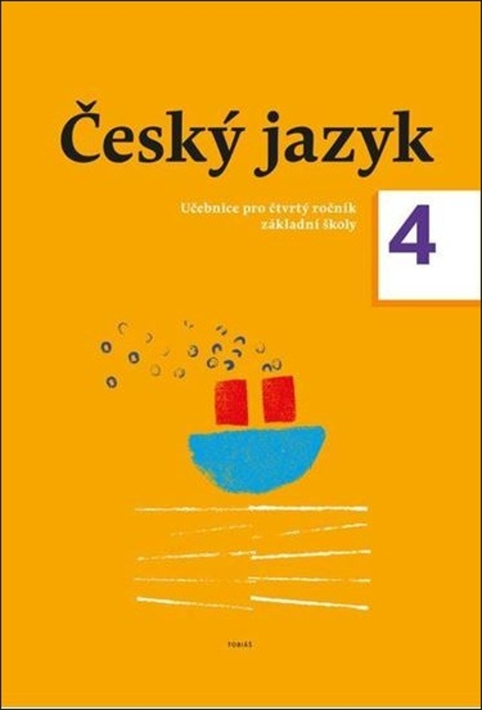 Český jazyk 4. ročník učebnice - Dagmar Chroboková