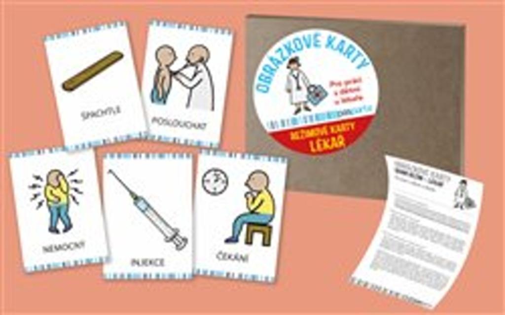 U lékaře Obrázkové režimové karty