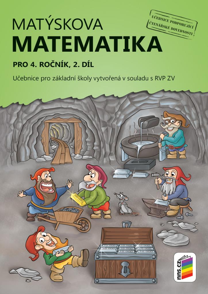 Matýskova matematika pro 4. ročník, 2. díl