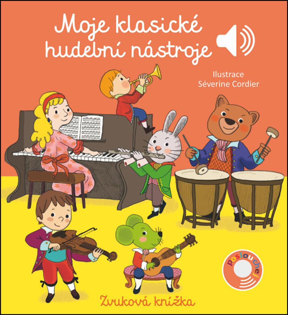 Moje klasické hudební nástroje - Emilie Collet