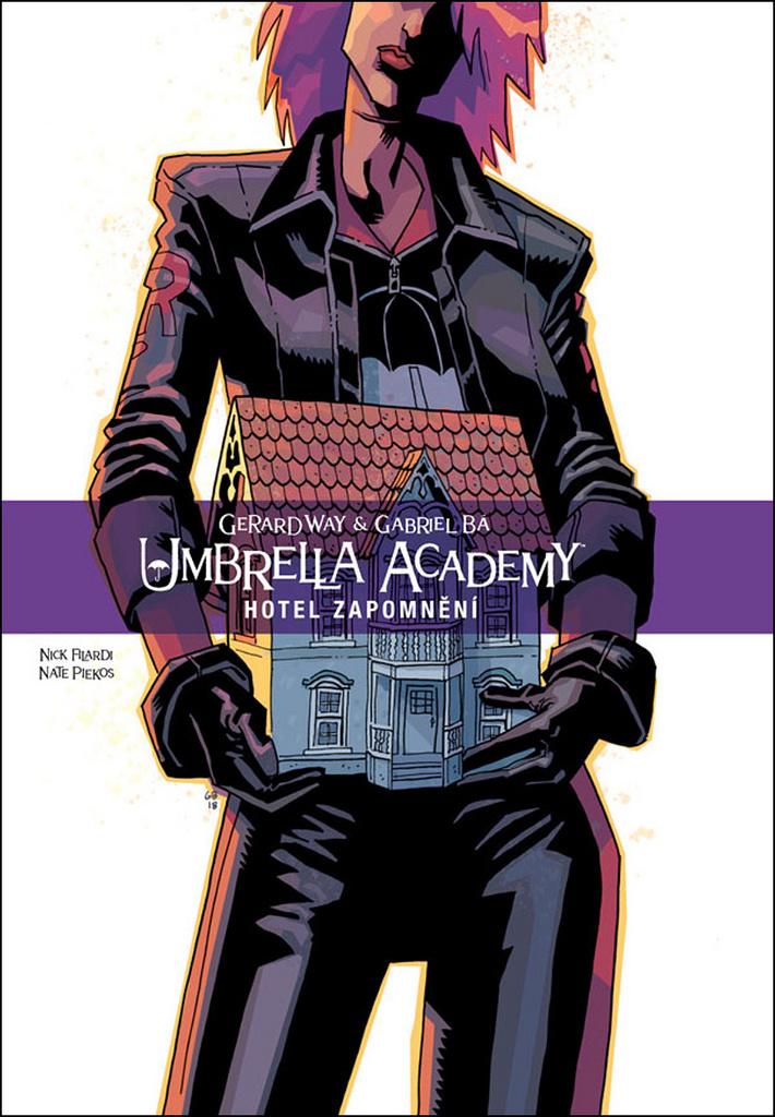 Umbrella Academy Hotel zapomnění - Gerard Way