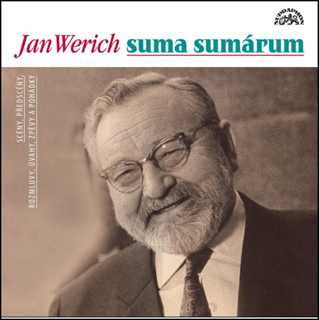 Jan Werich suma sumárum - Jan Werich