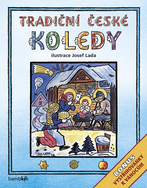 Tradiční české koledy - Josef Lada