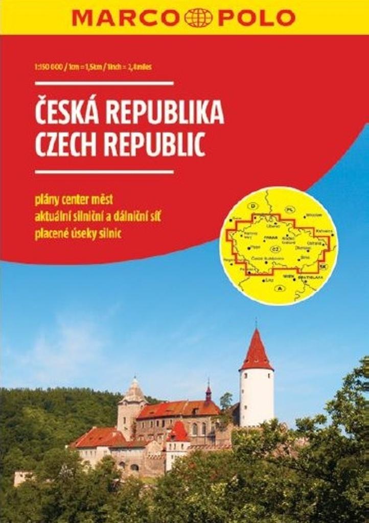 Česká republika 1:150T