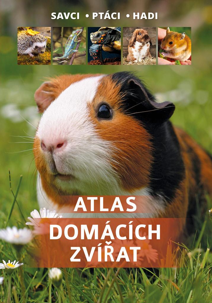 Atlas domácích zvířat - Manfred Uglorz