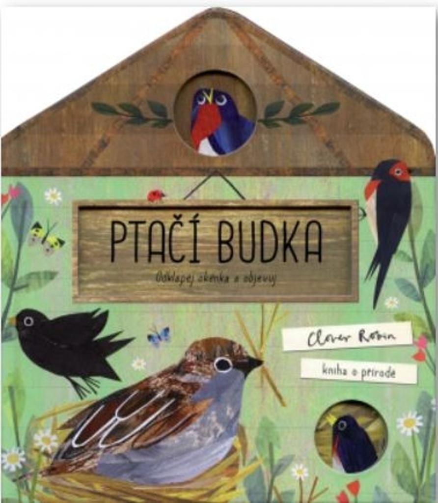 Ptačí budka - Libby Walden