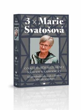 3 x Marie Svatošová - Marie Svatošová