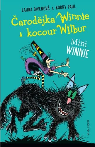 Čarodějka Winnie a kocour Wilbur - Laura Owen