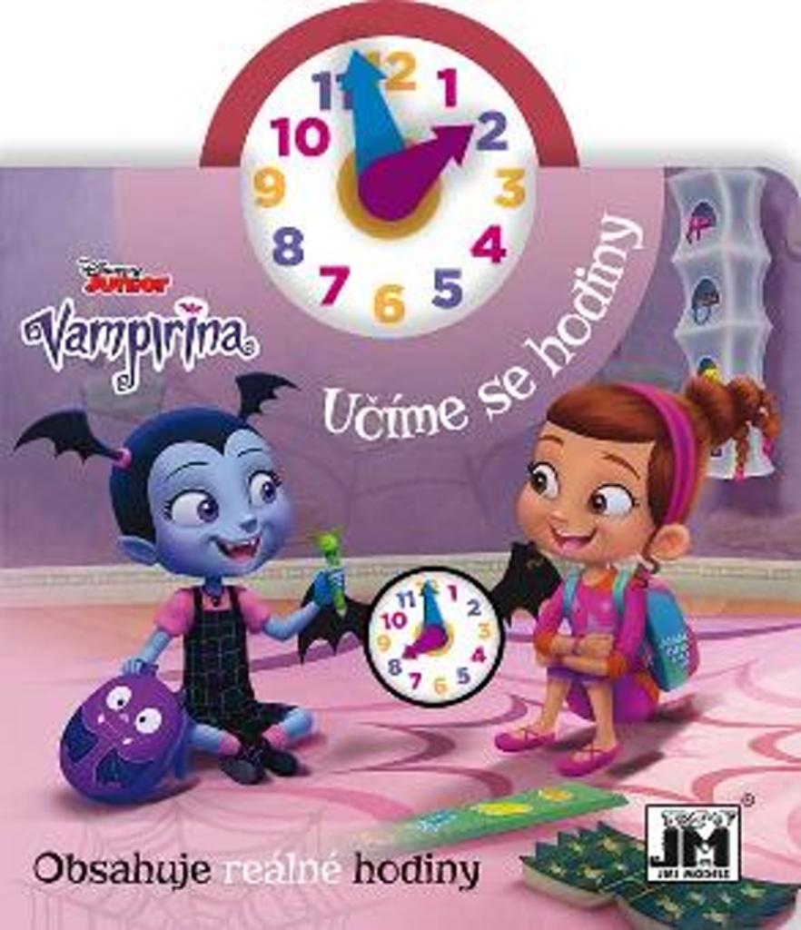 Učíme se hodiny Vampirina