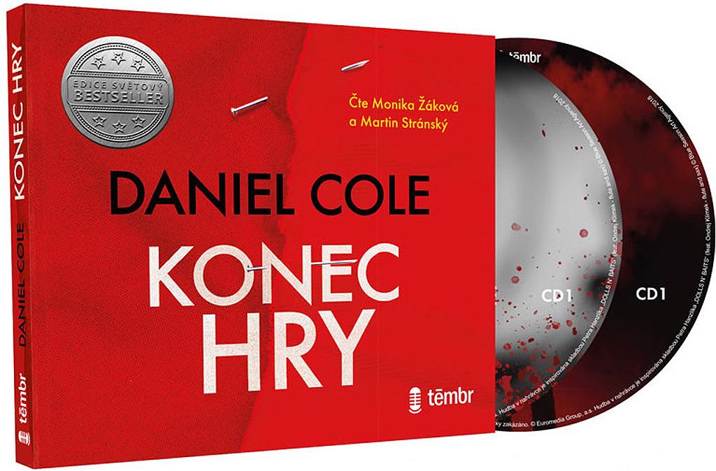 Konec hry - Daniel Cole