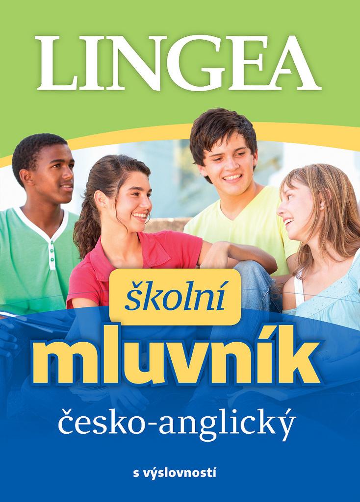 Školní mluvník česko-anglický
