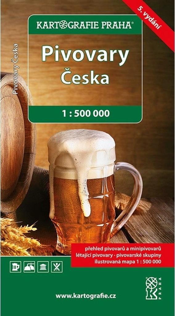 Pivovary Česka