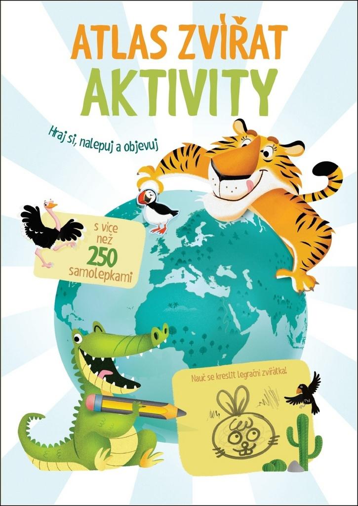 Atlas Zvířat Aktivity