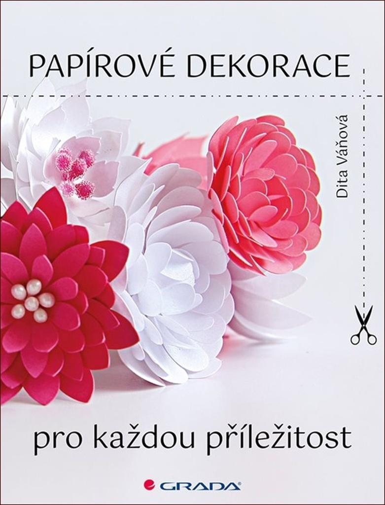 Papírové dekorace - Dita Váňová