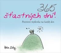 365 šťastných dní! - Helen Exley
