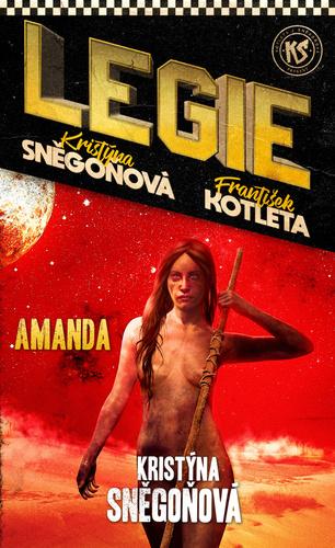 Amanda - Kristýna Sněgoňová; František Kotleta