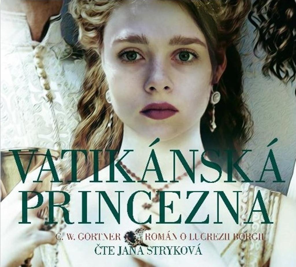 Vatikánská princezna - G.W. Gortner