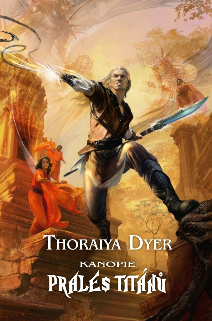 Kanopie Prales Titánů - Thoraiya Dyer