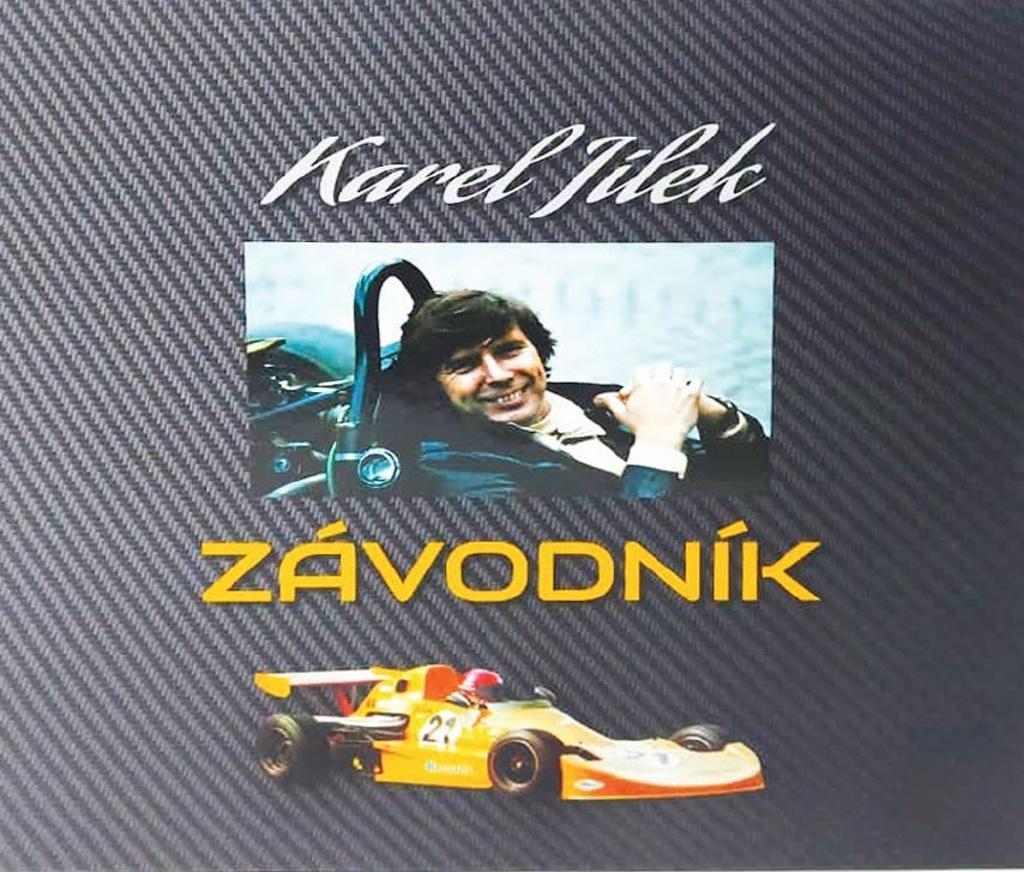 Závodník - Karel Jílek