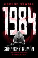 1984 Grafický román - George Orwell