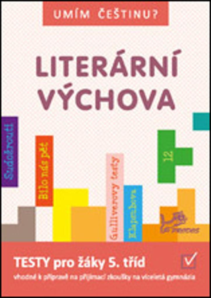 Literární výchova - Jana Čermáková