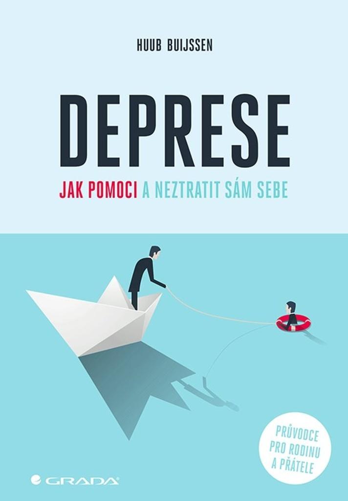 Deprese Jak pomoci a neztratit sám sebe - H. Buijssen