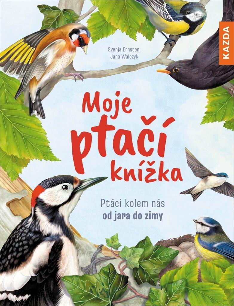 Moje ptačí knížka - Svenja Ernsten