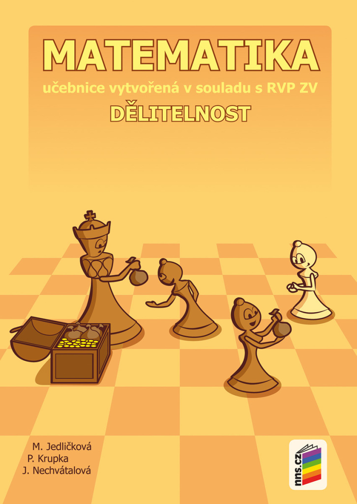Matematika 6 Dělitelnost - Peter Krupka