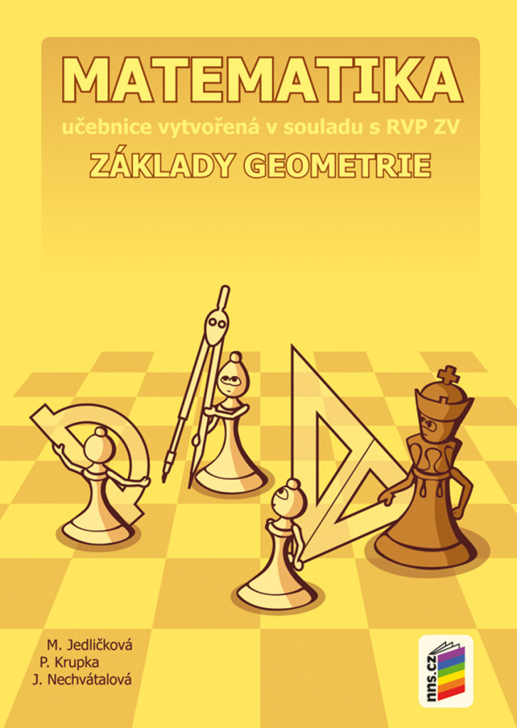 Matematika 6 Základy geometrie - Peter Krupka