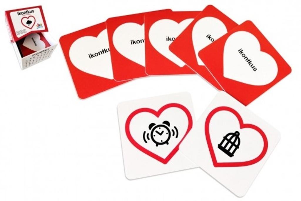 Ikonikus Hra o emocích Společenská hra