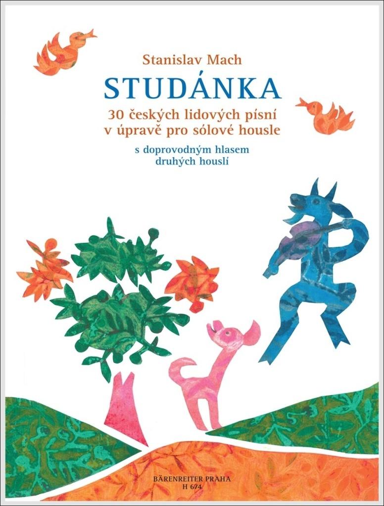 Studánka - Stanislav Mach