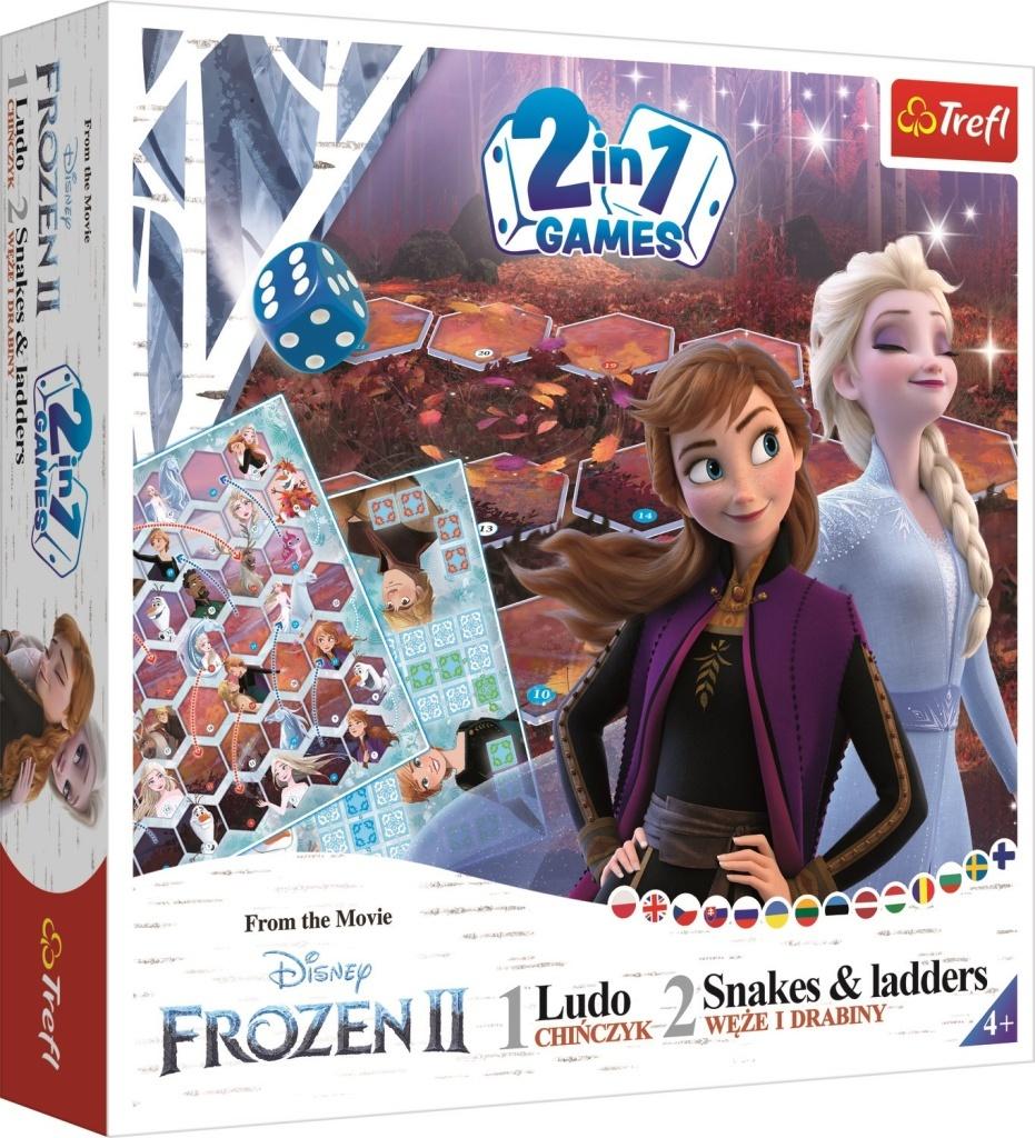 Hry Ledové království 2, 2v1